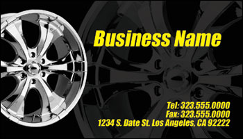 Aaa full color business cards wheels tires wheeltire pictures colourmoves